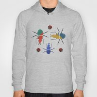 playful insects Hoody