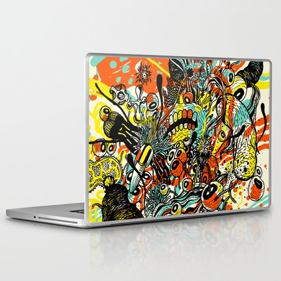 Triefloris Laptop & iPad Skin