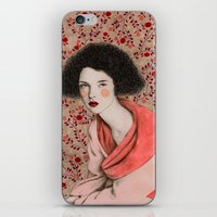Anastasia iPhone & iPod Skin