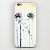 Trust Us iPhone & iPod Skin