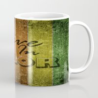 Live In Color.  Mug
