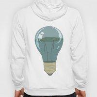 Life In A Lightbulb. Nig… Hoody