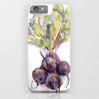 Purple Beets iPhone 6 Slim Case