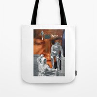 Face It Or Be Consumed B… Tote Bag