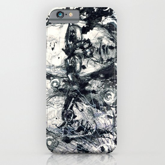 """Destroyed"" by Cap Blackard iPhone & iPod Case"