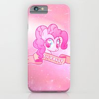 GRUNGE Pinkie Pie iPhone 6 Slim Case