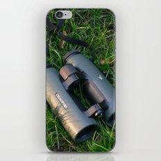 Swarovski Binoculars iPhone & iPod Skin