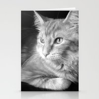 Classic Cat Clementine  Stationery Cards