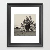 The Everchanging Spectru… Framed Art Print
