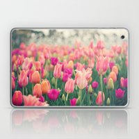 Tulips at Cheekwood Laptop & iPad Skin