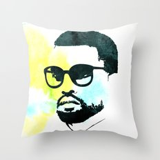 K' Throw Pillow