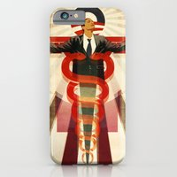 obama iPhone & iPod Cases featuring Obama Care by BradleyDean