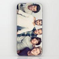 OneDirection iPhone & iPod Skin