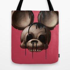 Mickey 1: Chocolate Tote Bag