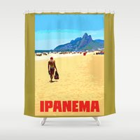 Ipanema Shower Curtain