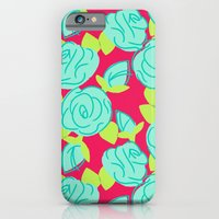 Roses Are Hot iPhone 6 Slim Case