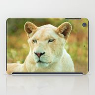 iPad Case featuring LIONESS LOVE by Catspaws