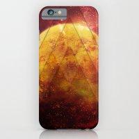 Retro Nebula iPhone 6 Slim Case