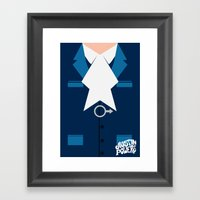Austin Powers- Austin Framed Art Print
