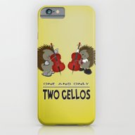 Two Cellos iPhone 6 Slim Case