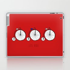 Lets Ride Laptop & iPad Skin