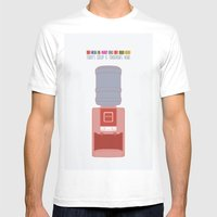 Essence Of Gawker Mens Fitted Tee White SMALL
