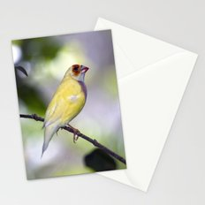 Dressed in Yellow Stationery Cards