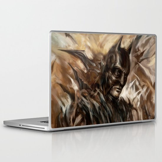 Dark Knight Rising Laptop & iPad Skin