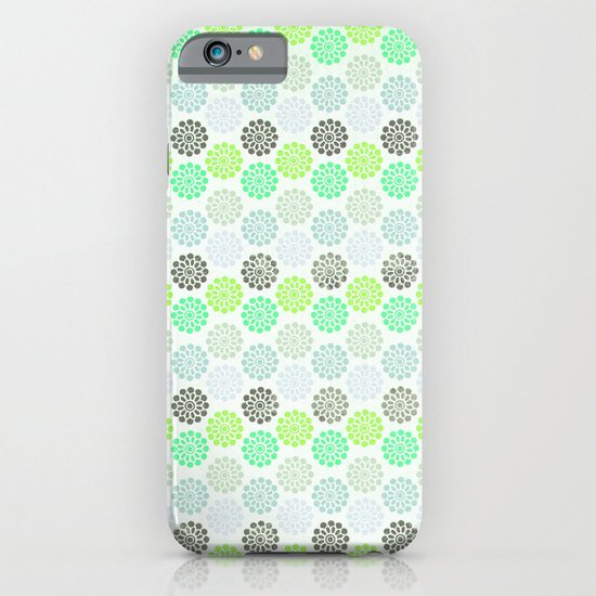 FLORAL 3 iPhone & iPod Case