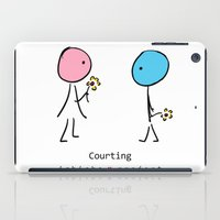 COURTING by ISHISHA PROJECT iPad Case