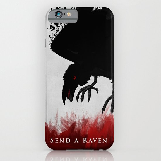 Send a Raven iPhone & iPod Case