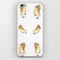 A Day In The Life Of A R… iPhone & iPod Skin