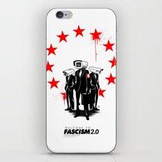fascism 2.0 iPhone & iPod Skin