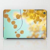 nature's gold iPad Case