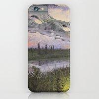 reversible landscape iPhone 6 Slim Case