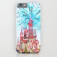 iPhone & iPod Case featuring Disney  by EFD_