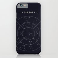 iPhone & iPod Case featuring Constellations by Seana Seeto