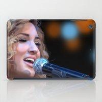 Born to Perform  iPad Case