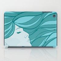 Deep Under Water iPad Case