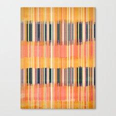 STRIPES#pattern Canvas Print