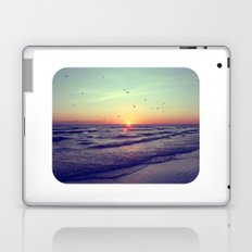 Siesta Key Sunset Laptop & iPad Skin