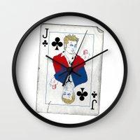 I Am Jack Wall Clock