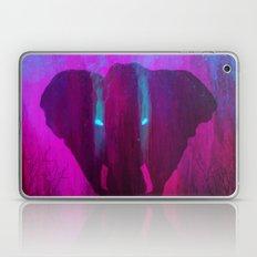 Neon Elephant Laptop & iPad Skin