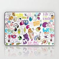 We Are Each Other (the P… Laptop & iPad Skin