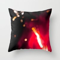 Far Out Throw Pillow