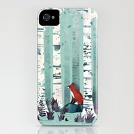 iPhone & iPod Case featuring The Birches by Littleclyde