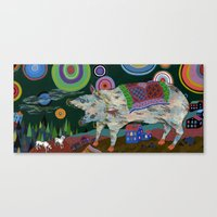 Great Protector Canvas Print