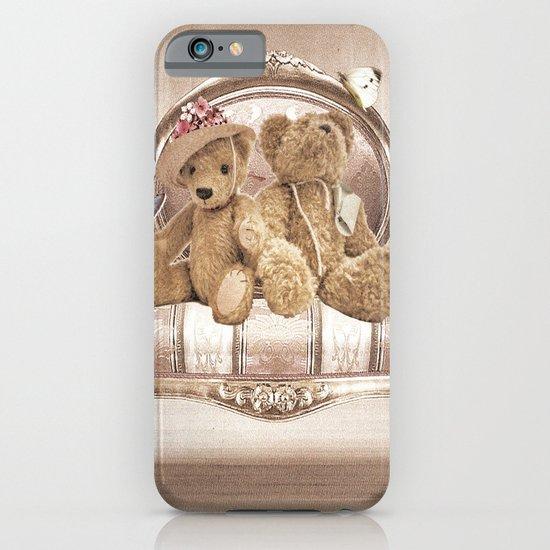 Teddies iPhone & iPod Case