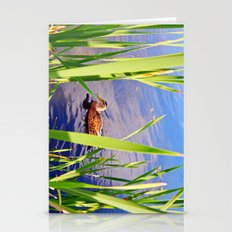Duck Through the Reeds Stationery Cards