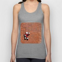 Reddy or Not Unisex Tank Top